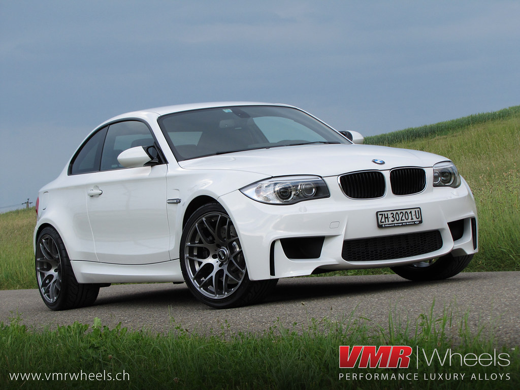 vmr wheels v710 gunmetal bmw 1er m coup vmr wheels v710 flickr. Black Bedroom Furniture Sets. Home Design Ideas