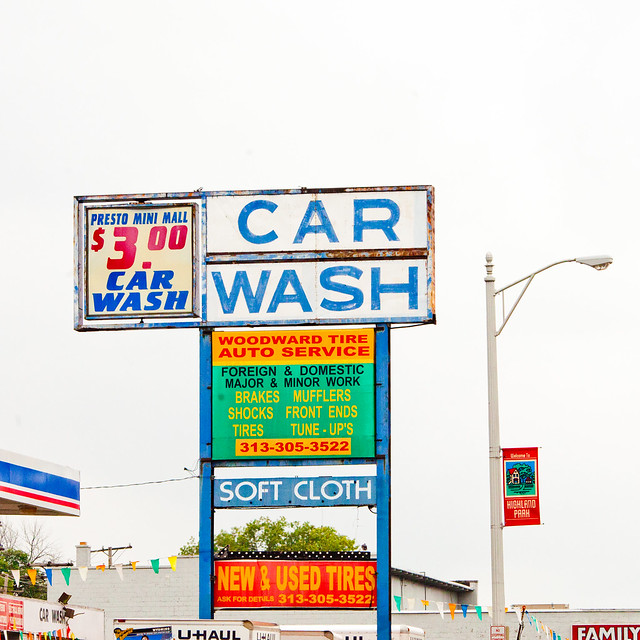 Dc Car Wash Wisconsin Ave