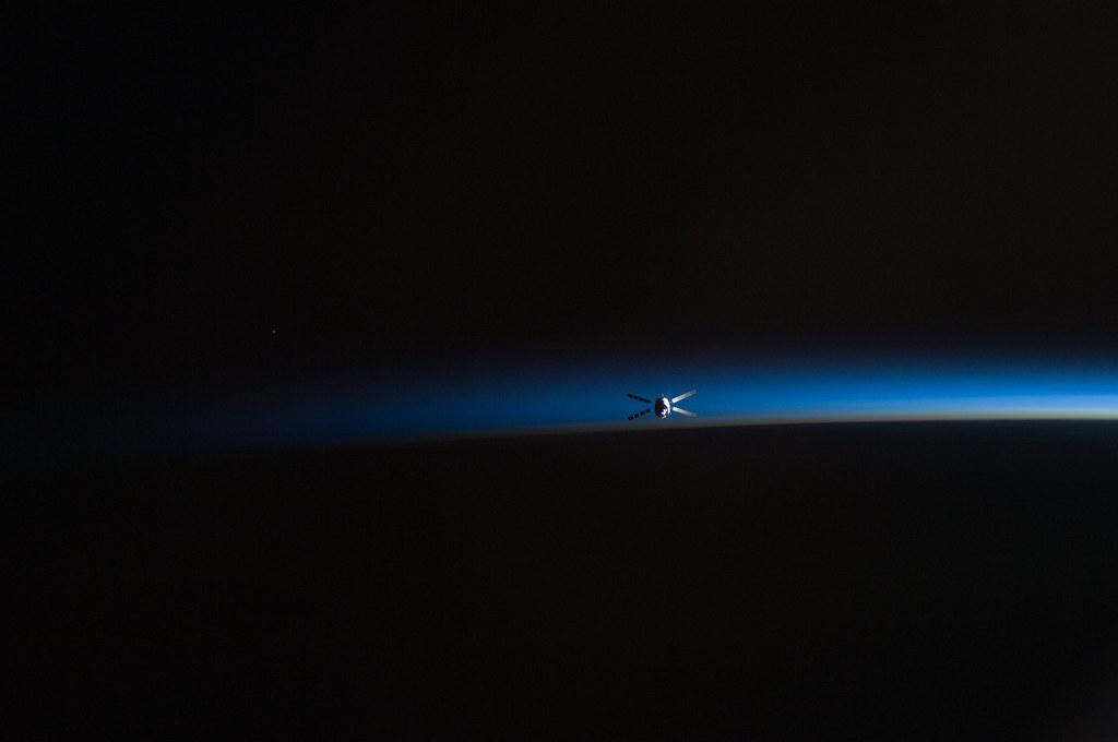 Kepler on the Horizon (NASA, International Space Station ...