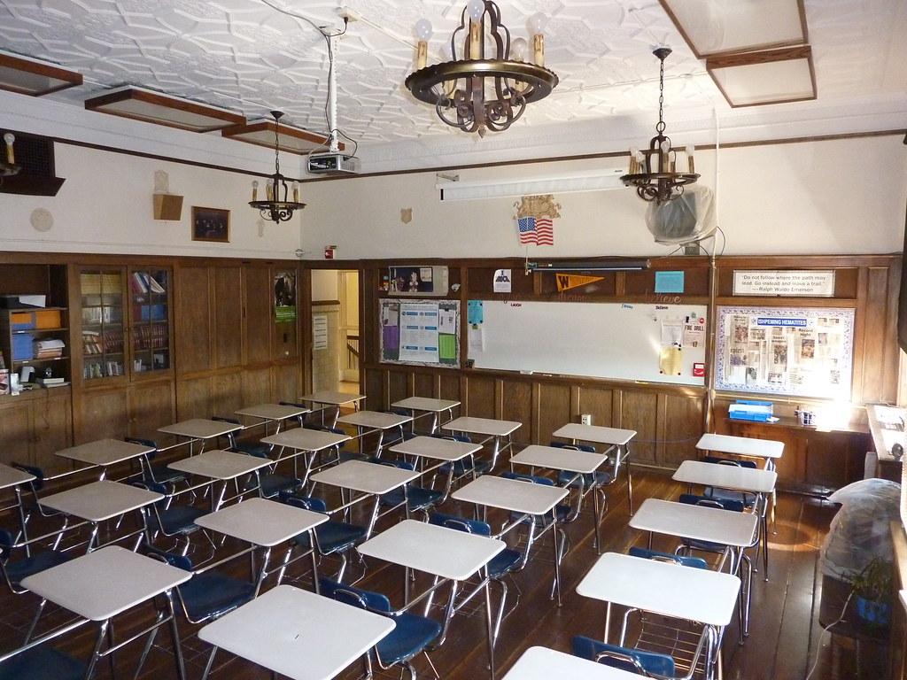High School Classroom Designing Procedures For Videotaping