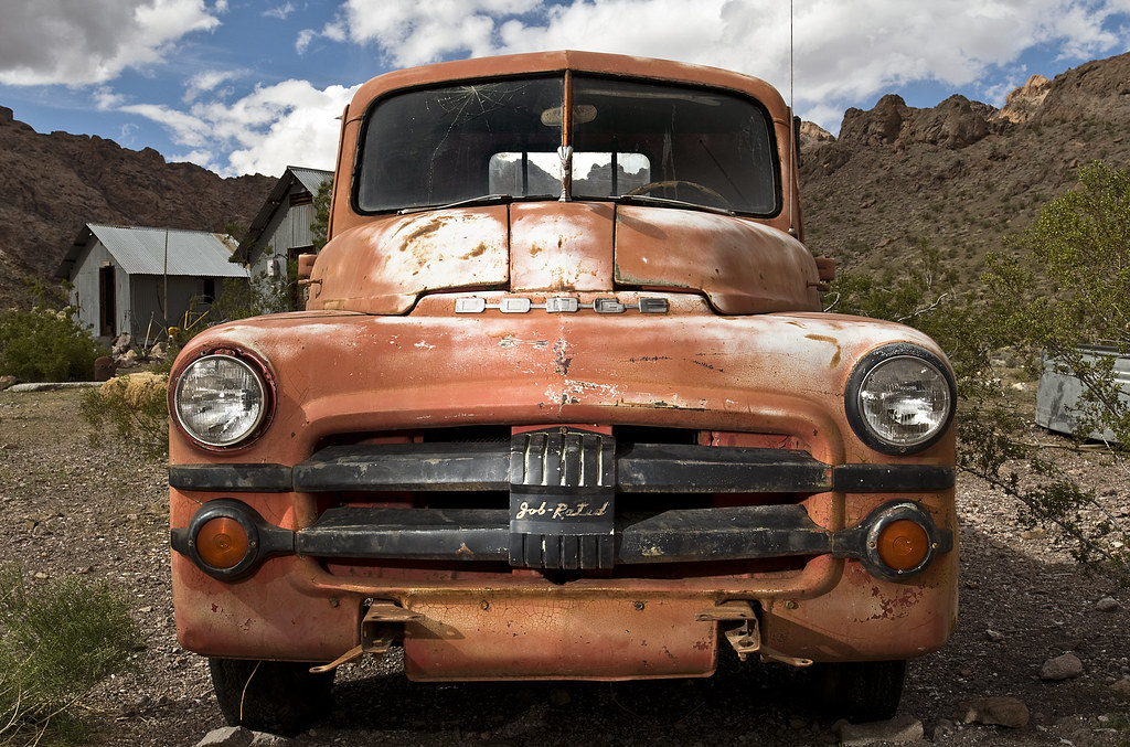 1952 Dodge Job Rated Truck Curtis Perry Flickr