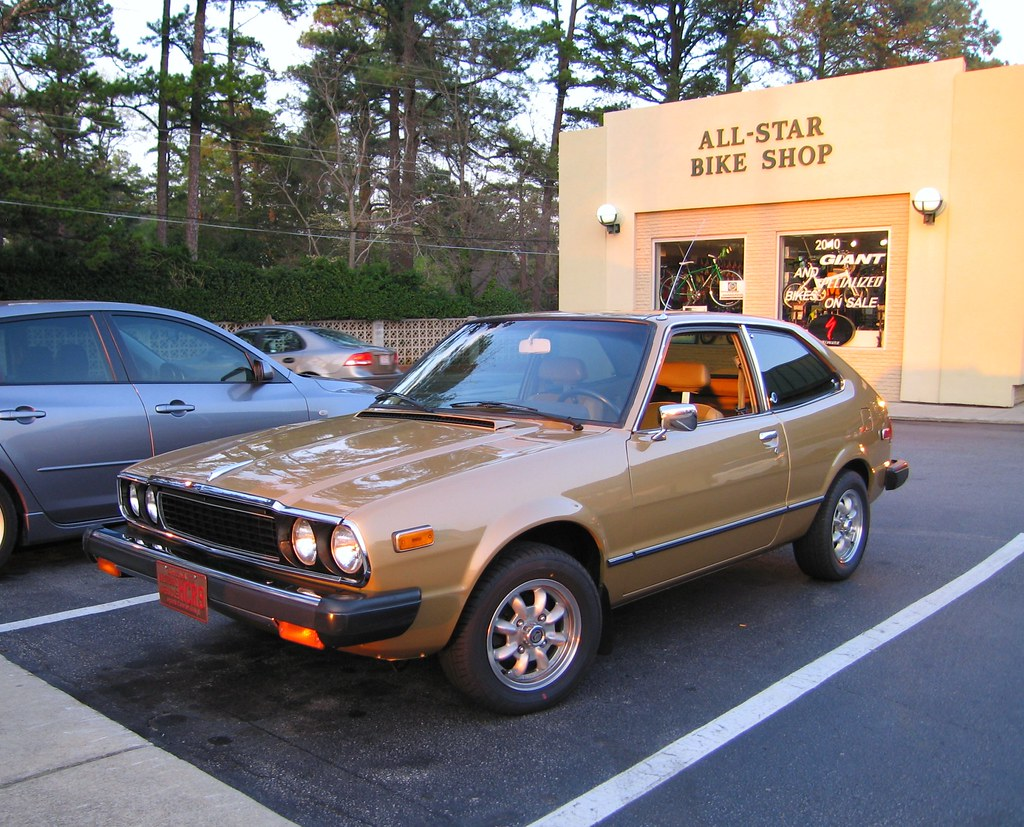Pristine 1977 Honda Accord Find Of The Week Easy