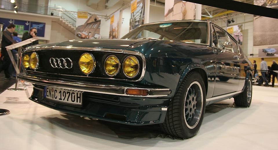 EMS2010 - Audi 100 Coupe 1970 - 02   Audi 100 Coupe 1970   Thomas   Flickr