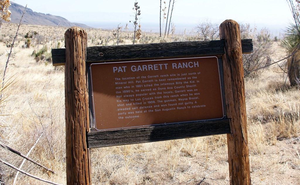pat garrett ranch