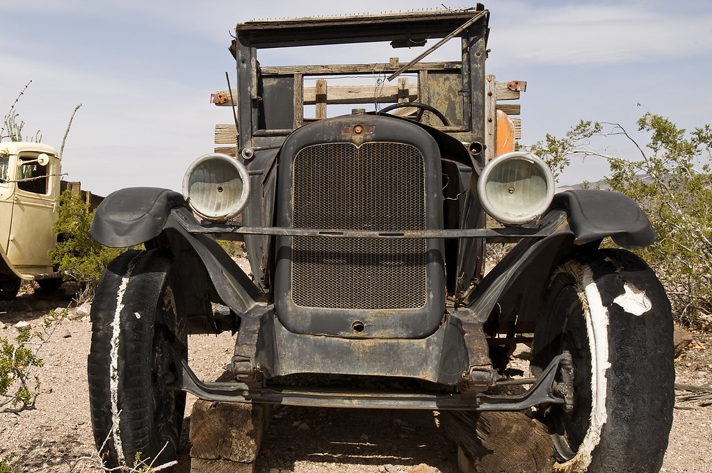 1927 Chevrolet Truck Curtis Perry Flickr