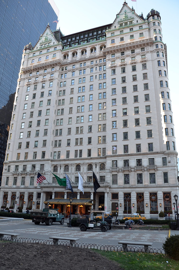 What Hotel In New York Was Home Alone Filmed