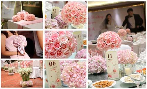 wedding ideas pink pink wedding ideas for more and more brides now 28282