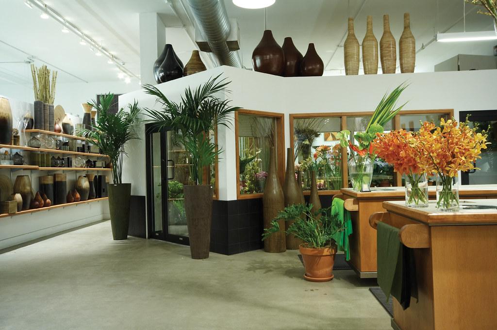 Flower Shop Interior Design Igloo Dgn Flickr