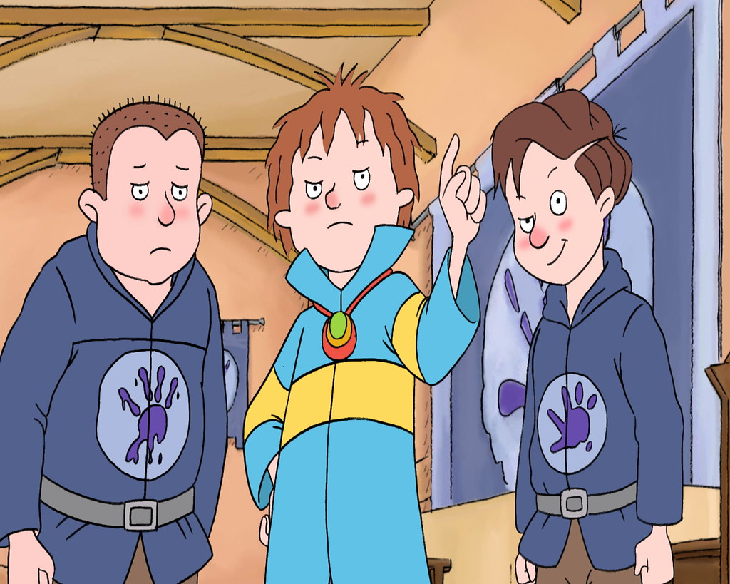 Horrid Henry, Beefy Bert and Rude Ralph   It's me and my ...