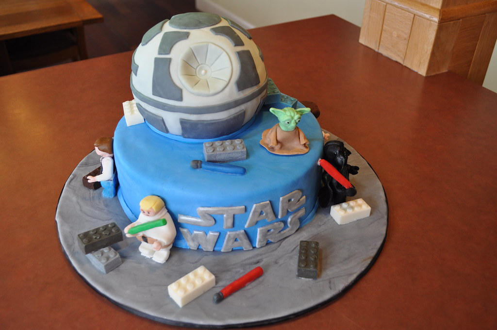 star wars cake pan wars cake wars lego cake for an 11 year 7674
