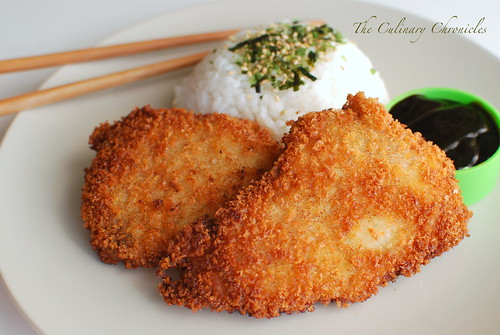 Tonkatsu (Japanese Pork Cutlet) Recipes — Dishmaps