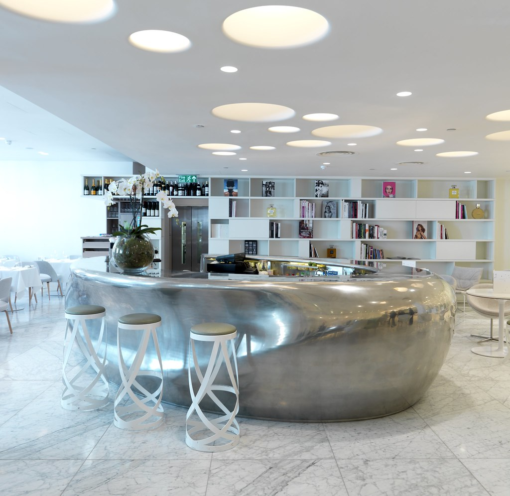 Restaurant bar design awards bond brook london