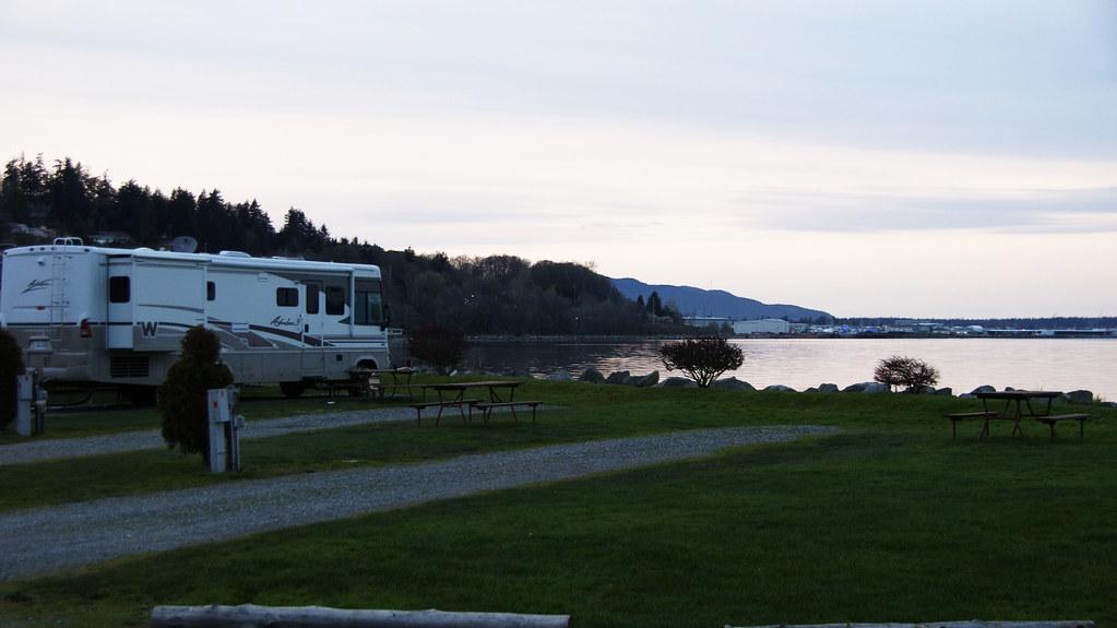 Rv Resort On The Beach Near Navarre Fl