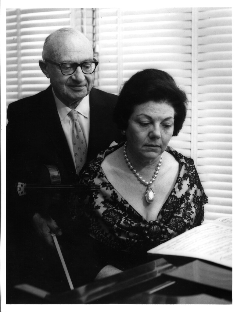 Louis and annette kaufman photograph by frank j thomas - Annette frank ...