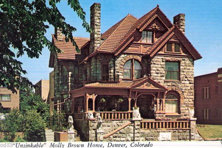 Molly Brown House Denver Colorado Prepcowboy Flickr