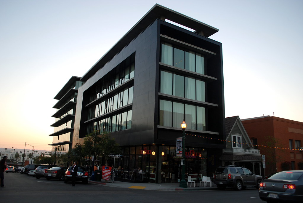 New jonathan segal mixed use building fir india little - Apartment buildings san diego ...