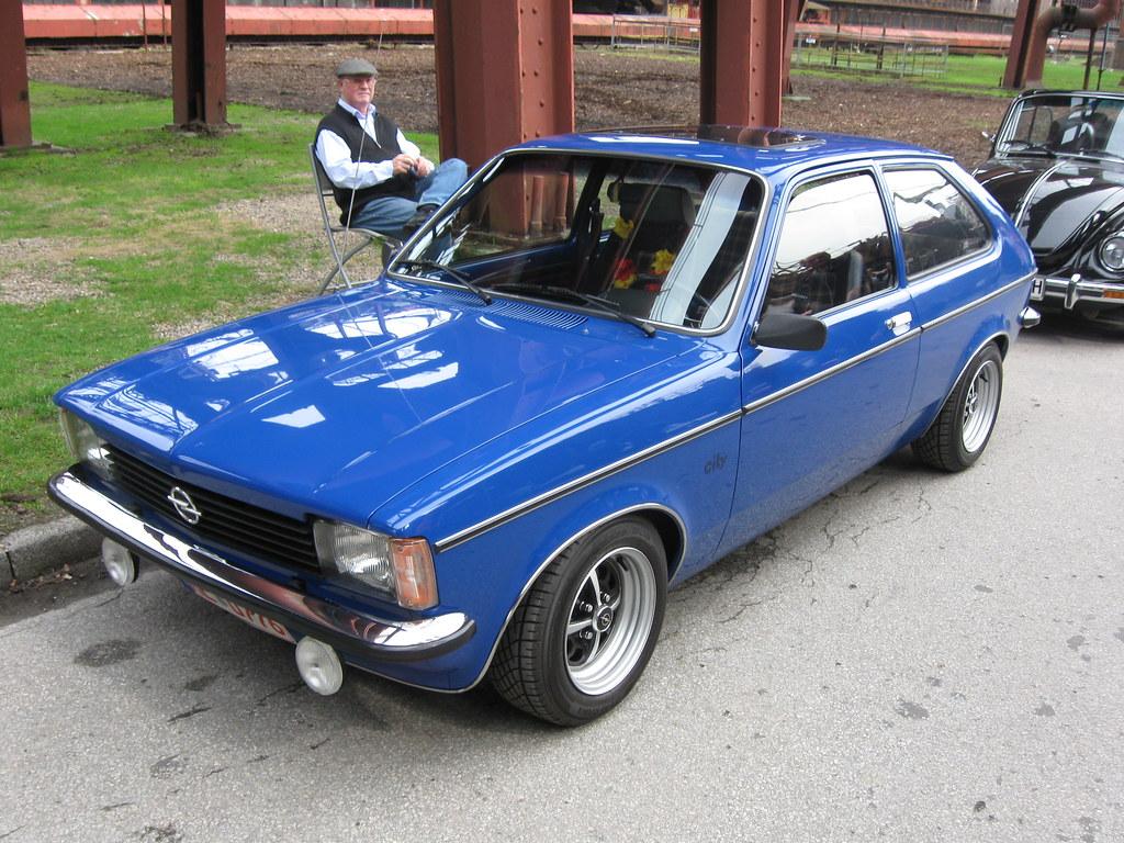Opel Kadett Sr Opel Kadett Sr Coup 1976 La Poderosa