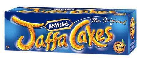 Jaffa Cakes R