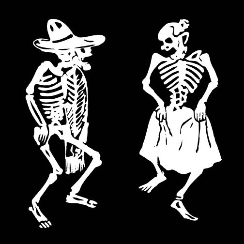 Day of The Dead Dancer Day-of-the-dead-dancers-los