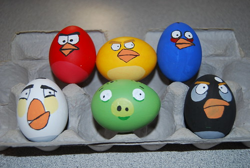 Easter Eggs 2011 | by youngergirl44