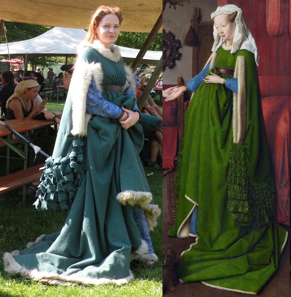 interpretations of van eyck s arnolfini wedding Sexuality and social standing in jan van eyck's arnolfini since that time two further interpretations of the the handclasp in the arnolfini wedding.