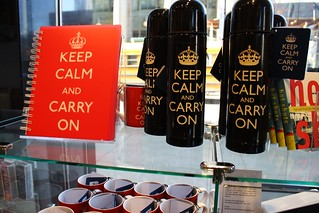 Keep Calm and Carry on | by DrunkOctopus
