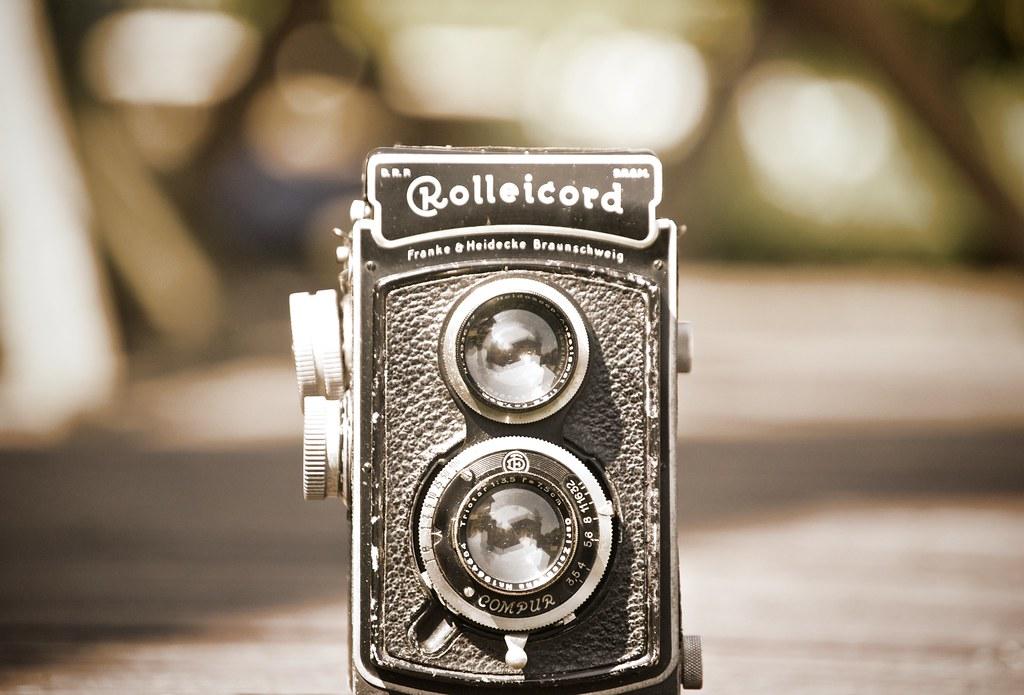 Rolleicord II Model 1 - Model K3 | West McGowan | Flickr