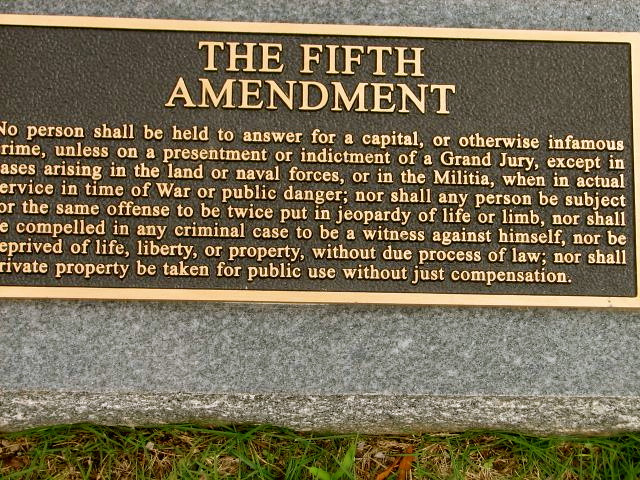 fifth amendment indictment of grand jury Definition of grand jury discussion in 'english only' started by vlad kotenko, oct 17,  the double jeopardy clause of the fifth amendment does not attach in a grand jury proceeding, or bar a grand jury from returning an indictment when a prior grand jury has refused to do so click to expand sdgraham, oct 17,.