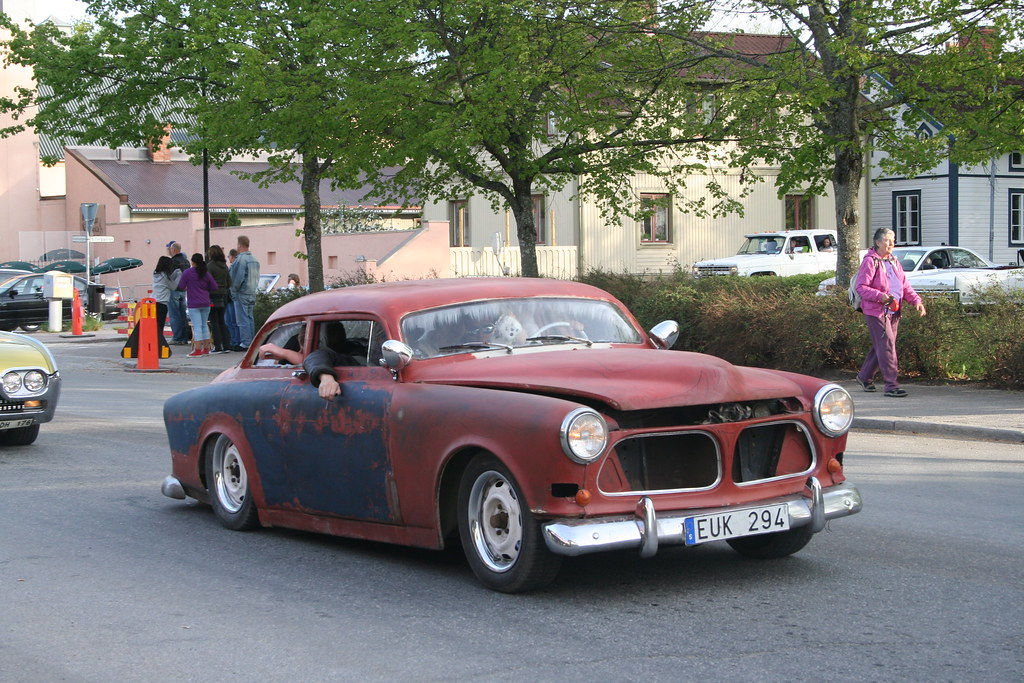 Are  D A Classic Car