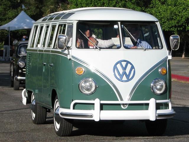 1965 volkswagen 21 window deluxe microbus 1 photographed for 1965 vw 21 window bus