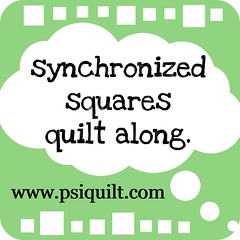synchronized squares quilt along. by rachelgriffith