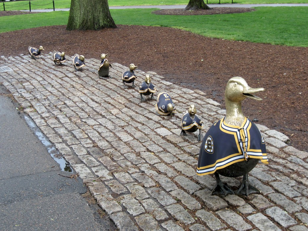 make way for ducklings pdf