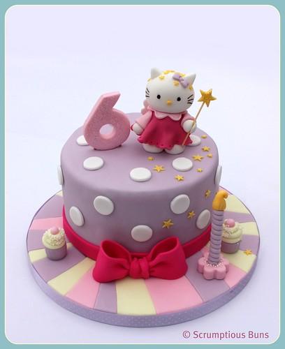 Hello Kitty Birthday Cake Flickr Photo Sharing