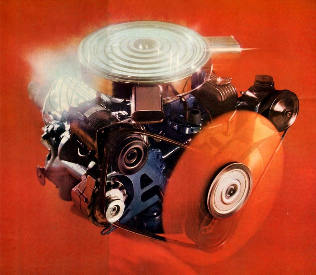 Buick Wildcat V8 Engine: 1965 Buick Super Wildcat Engine