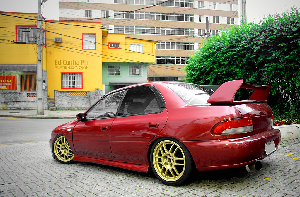 Subaru Impreza Gc Ed Cunha Ph Flickr