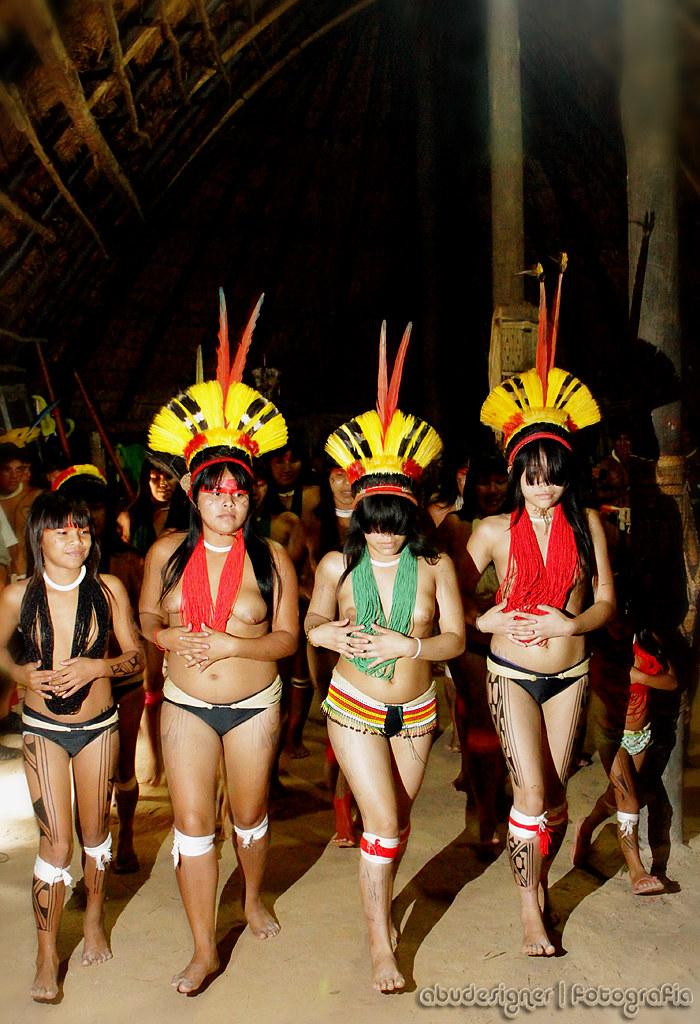 Armario De Parede Cozinha ~ Dança das Mulheres Aldeia Kuikuro dos u00cdndios do Xingu, na u2026 Flickr