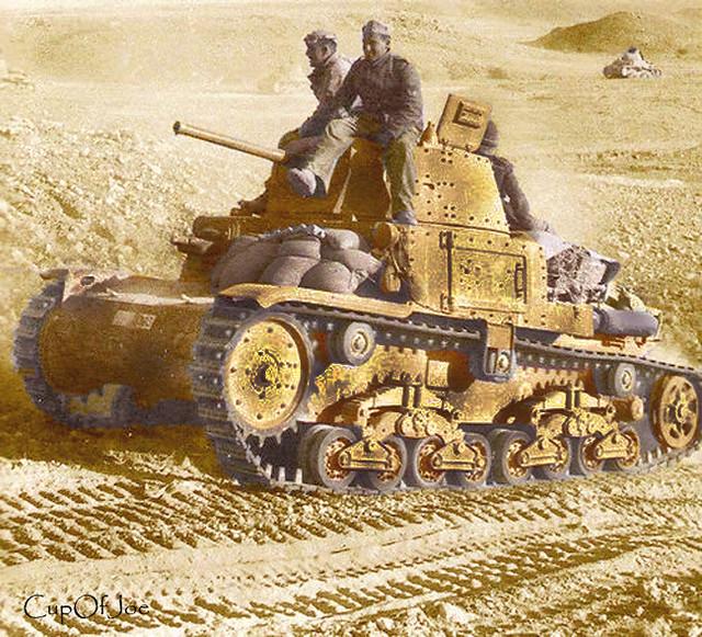 M14/41 Tank