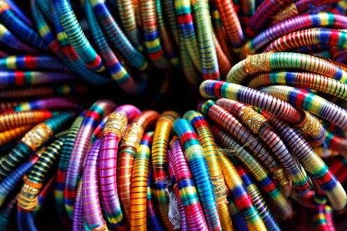 Bangles for sale, Jaipur | by nekineko