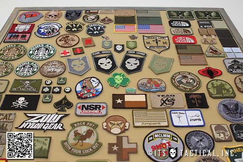 Morale Patch Display Frame 04 Join Its Tactical As We