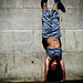 Handstand By A Wall