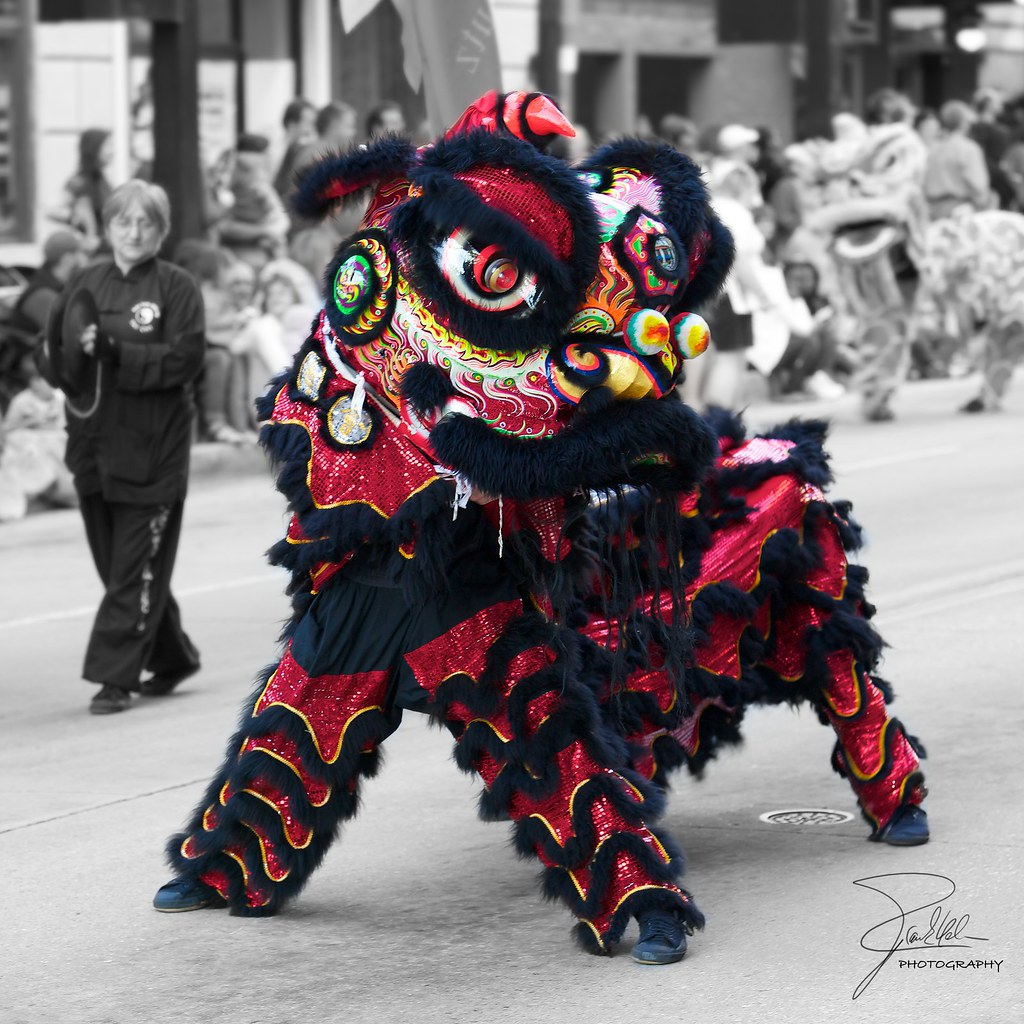 Chinese Dragon | Chinese Dragon, Dogwood Parade, Knoxville ...