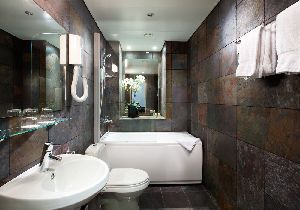 ZEN bathroom - von Stackelberg Hotel Tallinn  Originally ...