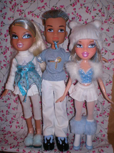 the triplets ooak bratz doll my ooaks always have their