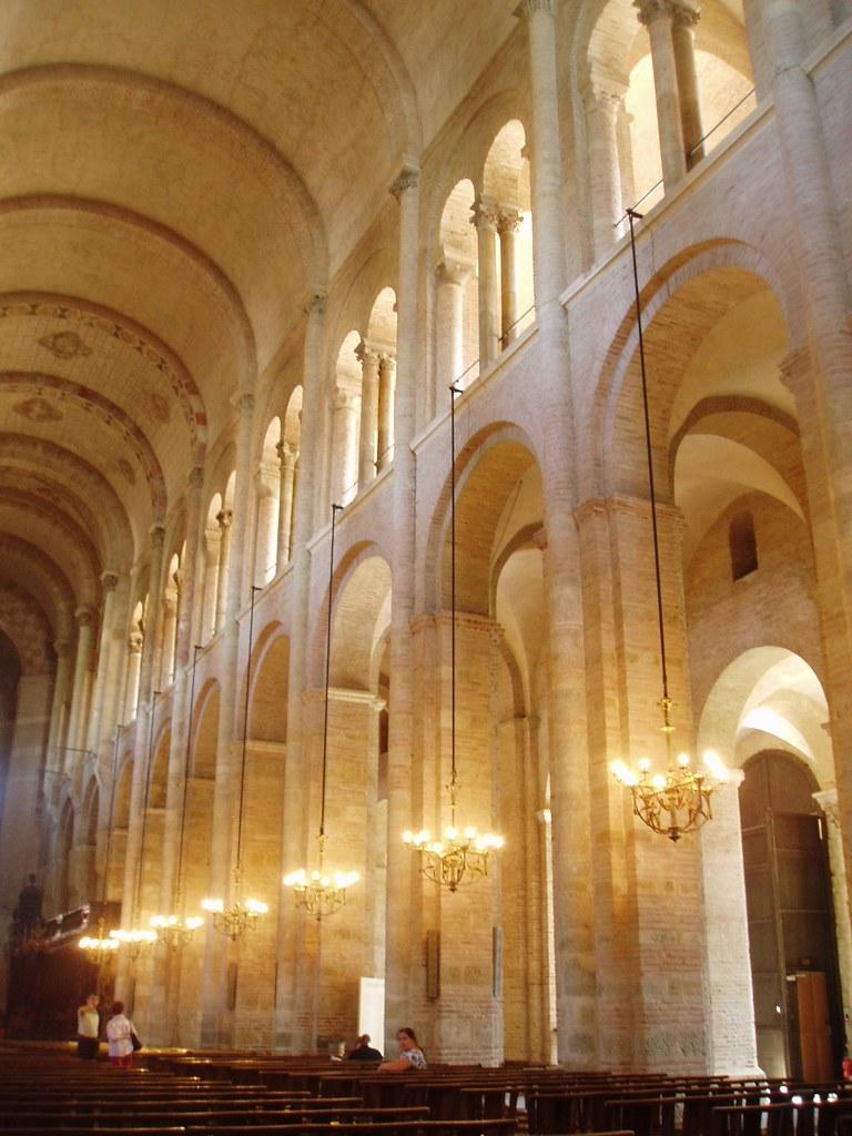 Basilique de St Sernin, Toulouse