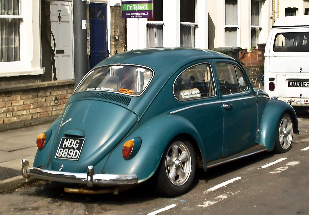 1966 Volkswagen Beetle 1302 S Type 1 A Lovely Sight