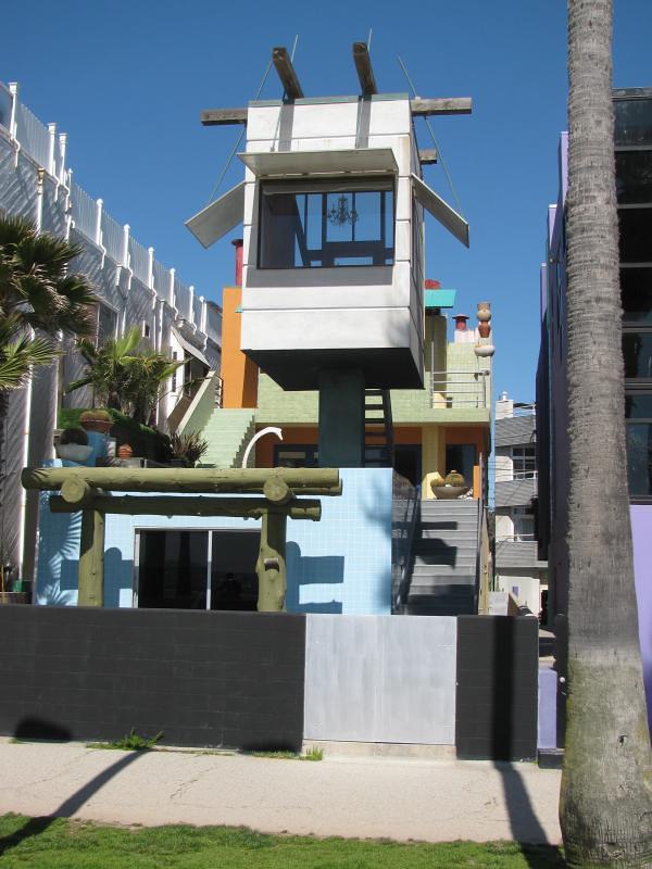 Frank Gehry Venice Beach House Wiki