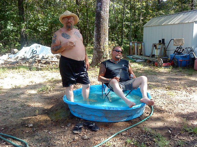Redneck Pool Party Flickr Photo Sharing