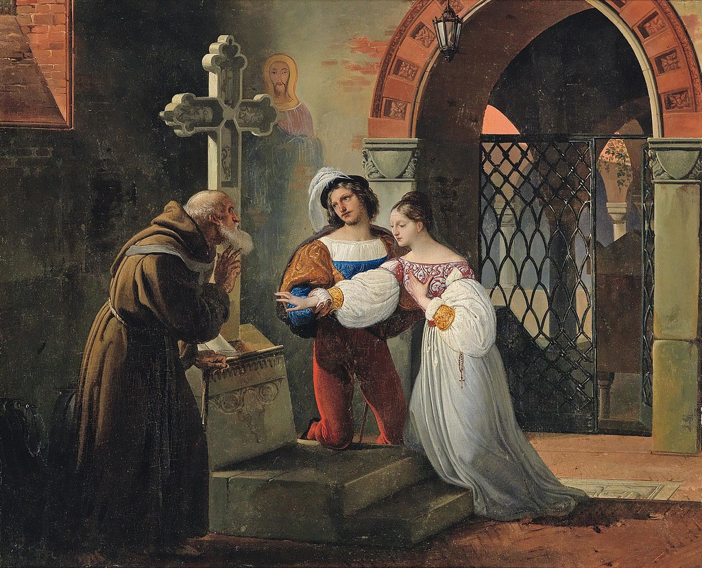 Matrimonio Tema Romeo E Giulietta : Francesco hayez quot the marriage of romeo and ju
