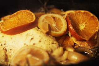 rosemary citrus chicken crockpot style | by Southern Fairytale (Rachel)