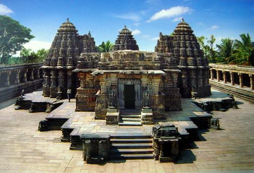 Sri Chennakeshava Temple (Somnathpur) | Flickr - Photo ...